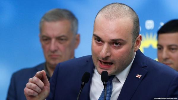 Мамука Бахтадзе: «Оккупация— острейший вызов для Грузии»