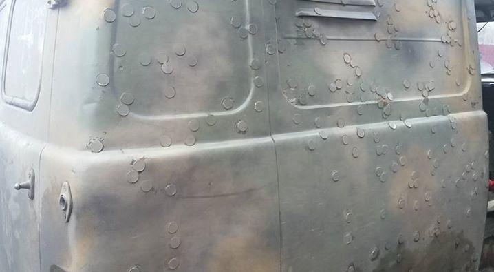 Обращение солдат АТО к Порошенко: Смотри с чем вы твари послали нас воевать! (ВИДЕО)