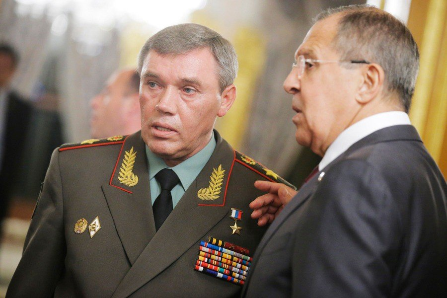 На Украине обделались от визита Герасимова в Германию