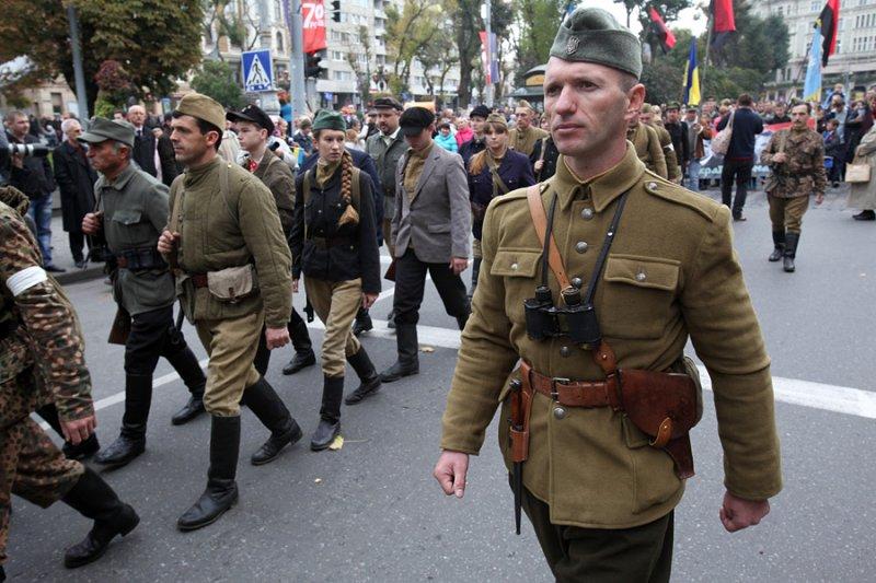 70 лет ОУН-УПА: национальный праздник или позор?