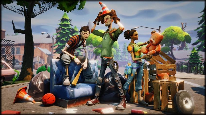 Epic Games выпустила еще один релизный трейлер Fortnite