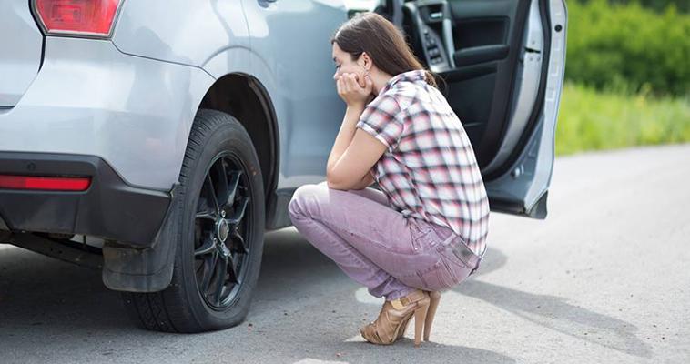 Что необходимо иметь в машине против всех дорожных проблем
