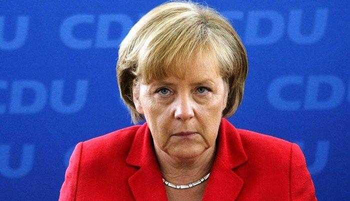 Признание Меркель о США потр…