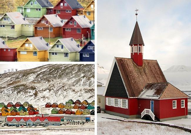 5 самых необычных городов в мире