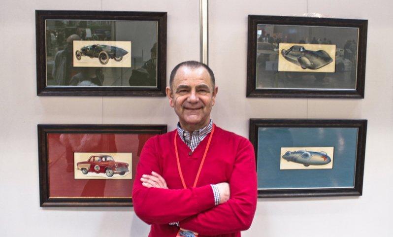 Александр Захаров – с любовью к автомобилям