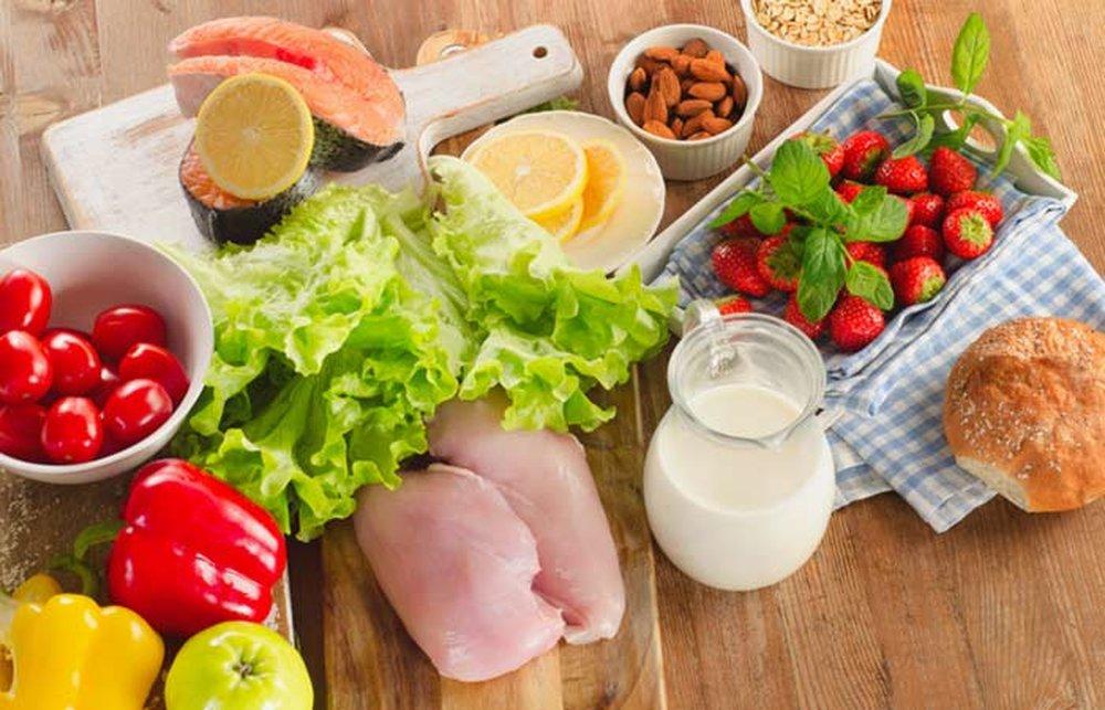Рацион питания на неделю на 1200 ккал