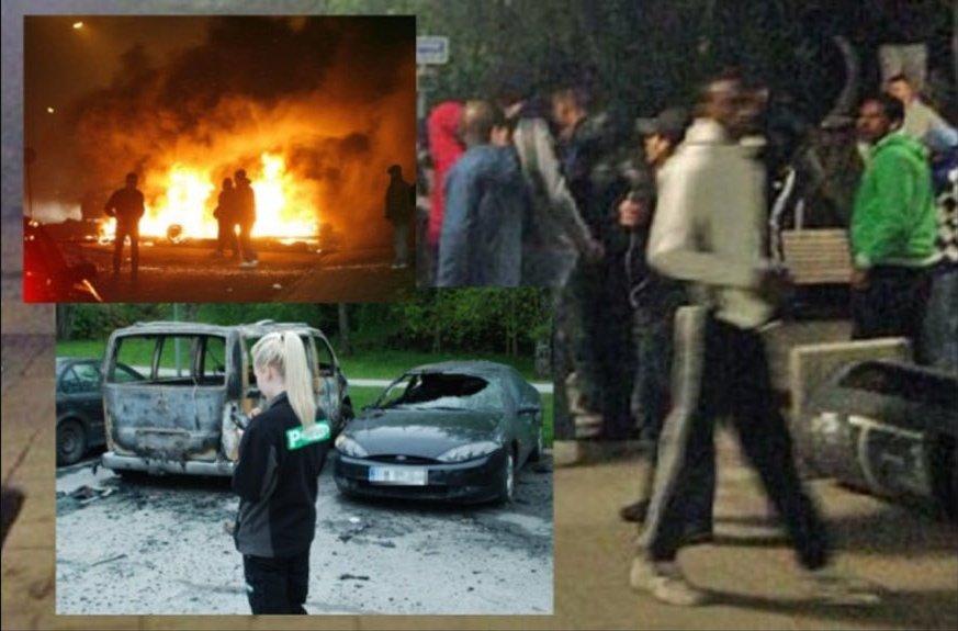 Швеция: Система охраны правопорядка накрылась тазом?