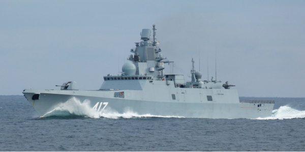 Иностранцы о фрегате «Адмирал Горшков»: «когда русские говорят — фрегат, знайте — это Разрушитель»