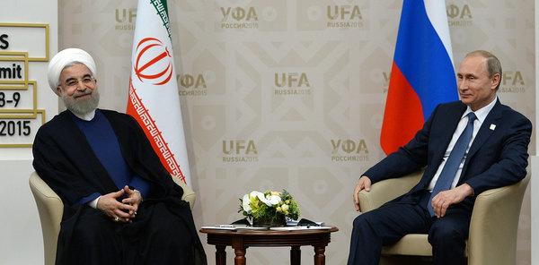 Российско-иранские отношения в последнее время были на высоком уровне