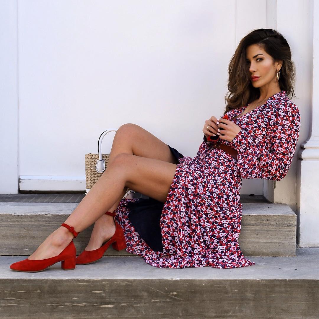 Платья и туфли фото 6