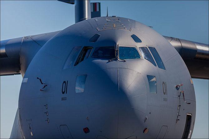 Как выглядят воздушные грузовики НАТО