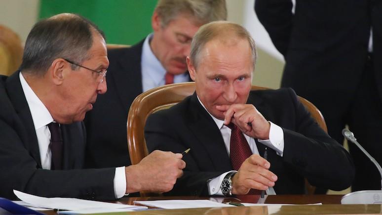 Newsweek: на радость Путину …