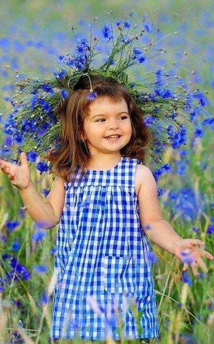 Дети - это счастье...