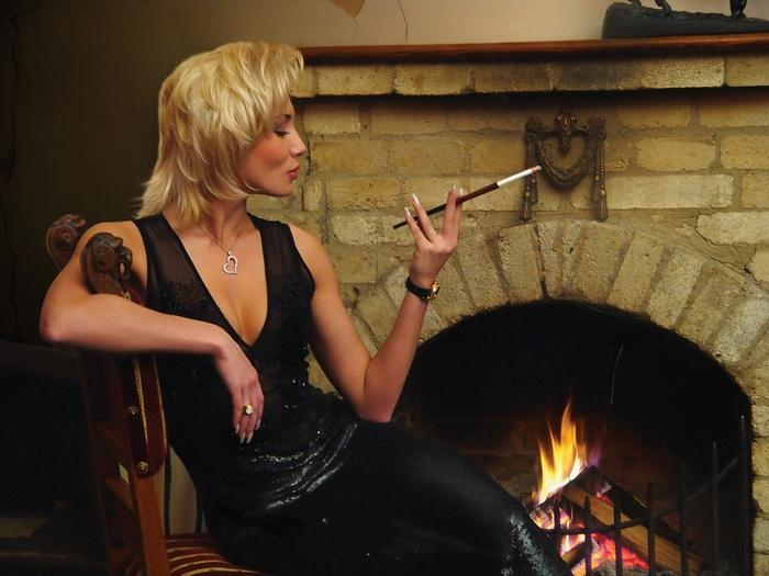 Доброго вечера от Михалыча!!! У камина - Lara Fabian,Джо Дассен,Ennio Morricone,Mireille Mathieu и др.