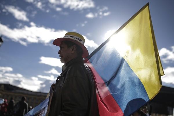 О выборах в Колумбии