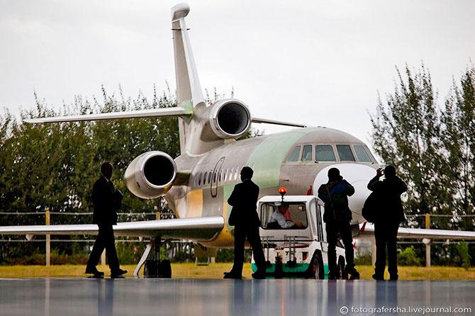 Как делают реактивные самолеты бизнес-класса