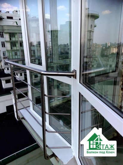 Системы Rehau – лучшие окна для балкона