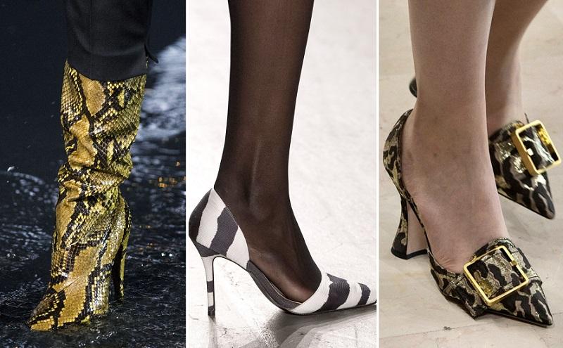 модная обувь 2019 фото