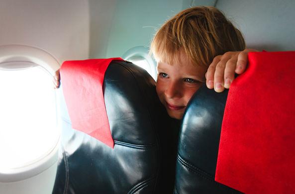СМИ опубликовали советы для авиапутешественников с детьми