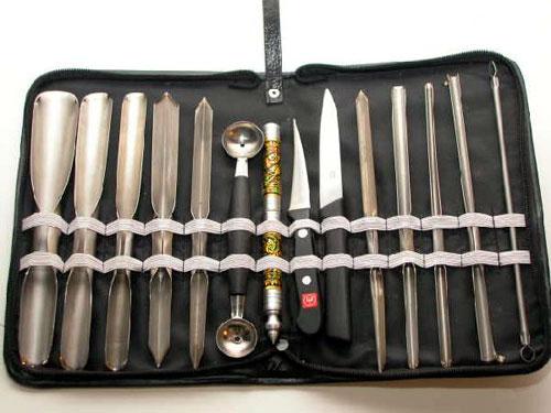Как сделать своими руками инструменты для карвинга