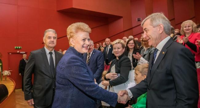 Свара среди правящих Литвы с…