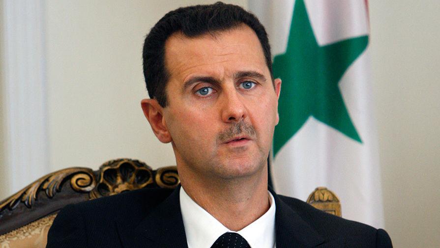 Резонансное заявление Асада