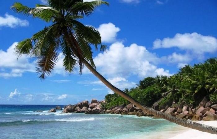 Самое крупное поселение на Кокосовых островах.