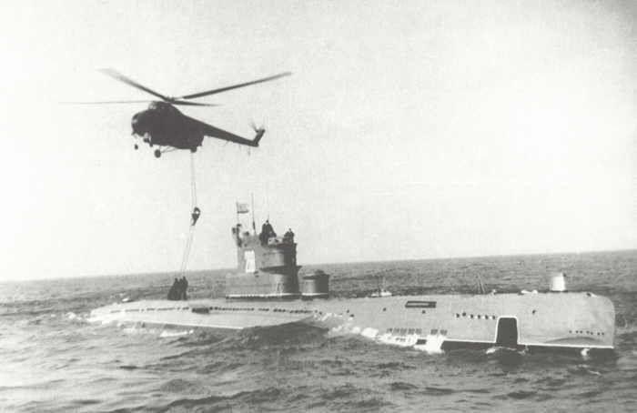 4 июля 1961 года лодка