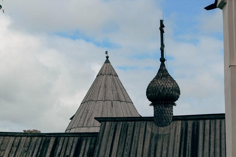 Современный круиз в Старую Ладогу