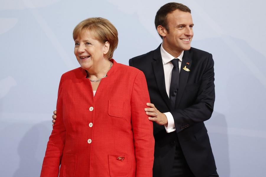 Францию и Великобританию убрать, ЕС поставить. Меркель хочет реформы СБ ООН