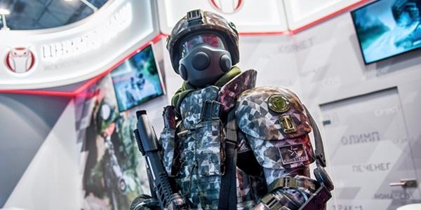 Перспективная экипировка российского солдата