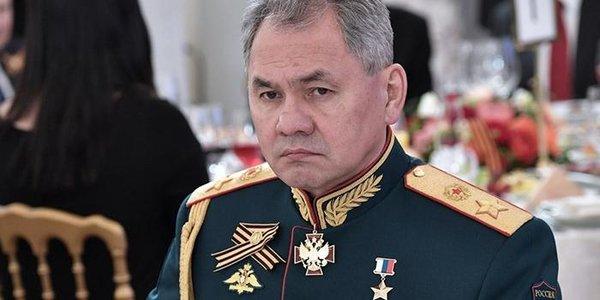 Украина не пошла на уступки по Крыму. Вопросом займётся Сергей Шойгу.