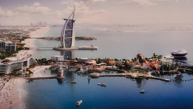 В Дубае построят новые искусственные острова