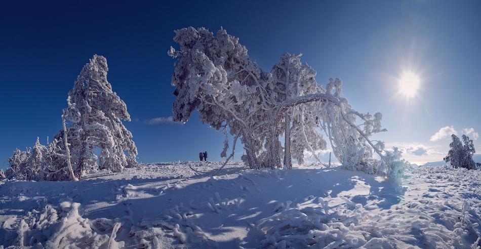 2170 Зимний Крым