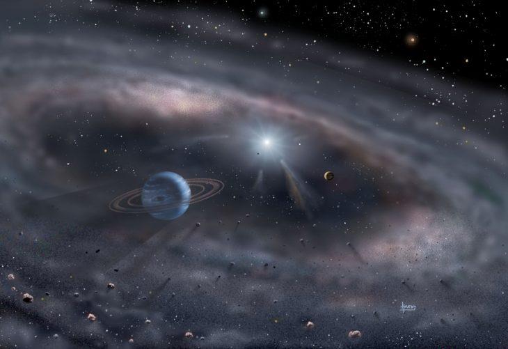 Что находится за Плутоном ил…