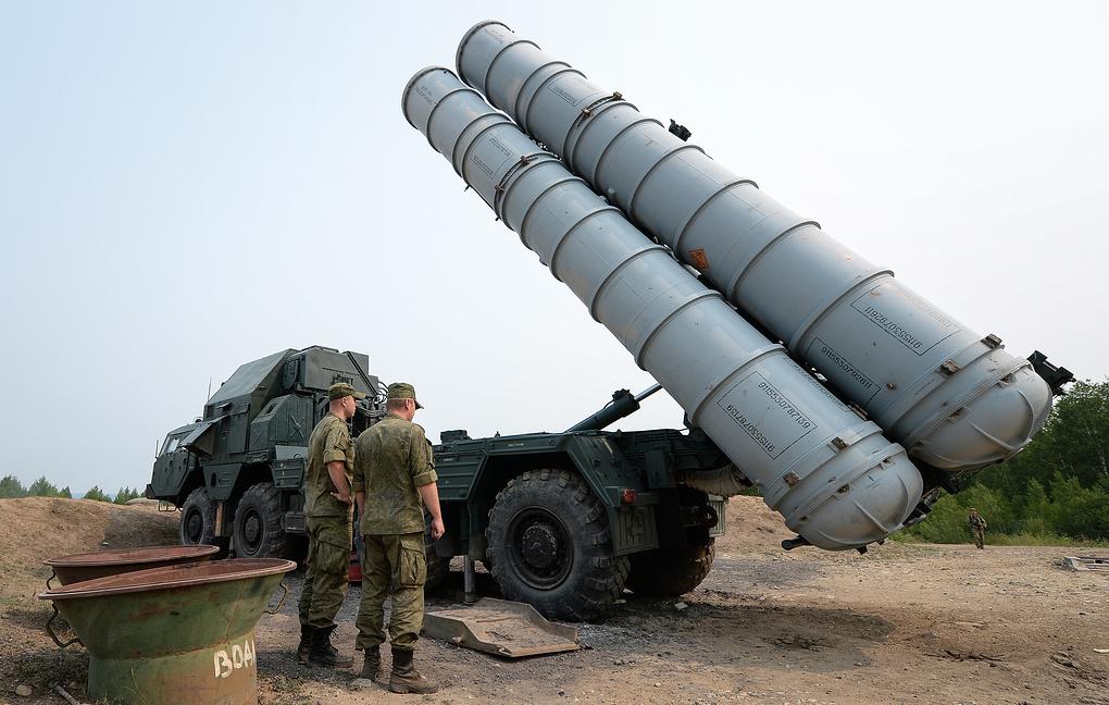 Шойгу: Россия вооружит Сирию С-300