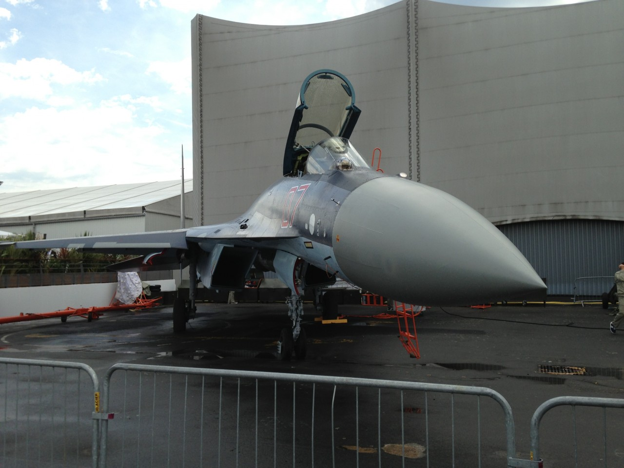 Все, что вы хотели знать об истребителе Су-35, но стеснялись спросить