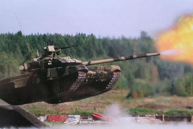 В мире танков