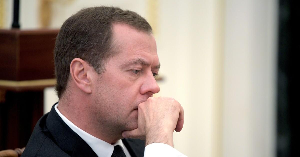Медведев заявил о проблемах …