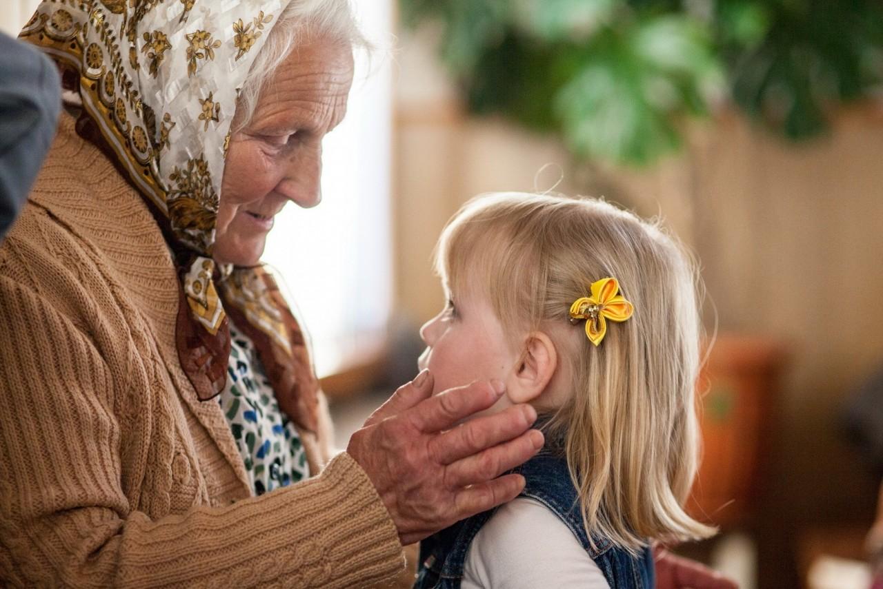 Женщины, воспитанные бабушкой
