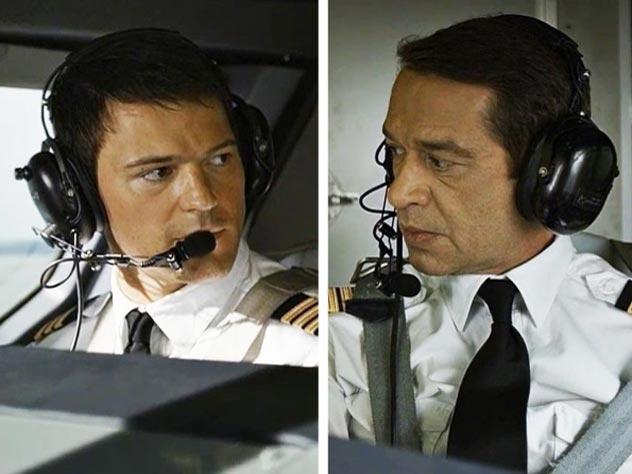 Над чем смеялись летчики, которые смотрели «Экипаж»