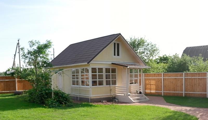 Лесная терраса, Место для пикника, Новоселки