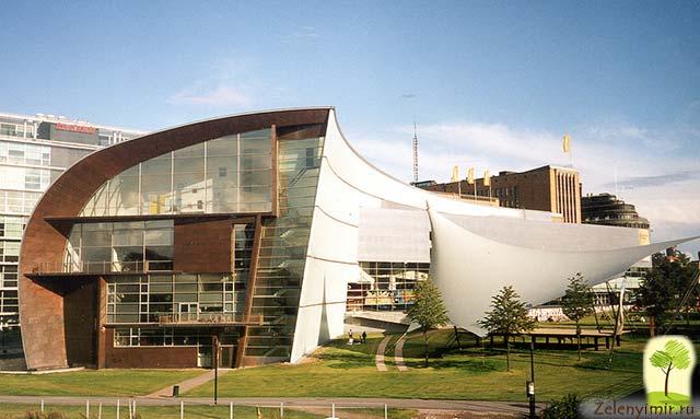 Музей современного искусства Киасма в Хельсинки, Финляндия - 8