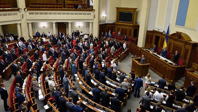 Украина планирует разорвать …