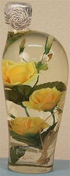 Цветы в солевом растворе мастер класс