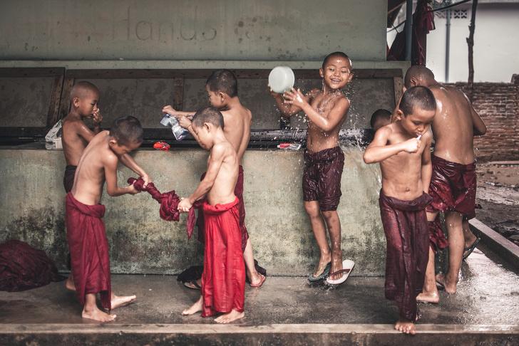 Фотограф год путешествовал по миру и снимал все вокруг. Если вы соскучились по хорошим фото — этот пост для вас