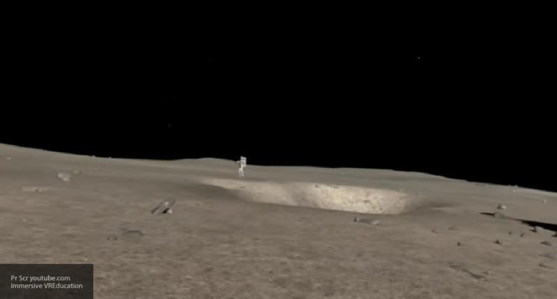 """Ирландцы показали симулятор по мотивам знаменитой лунной миссии """"Аполлон-11"""""""