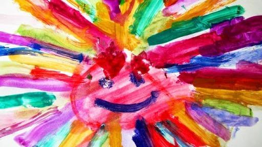 Маленький художник творит не ради похвалы