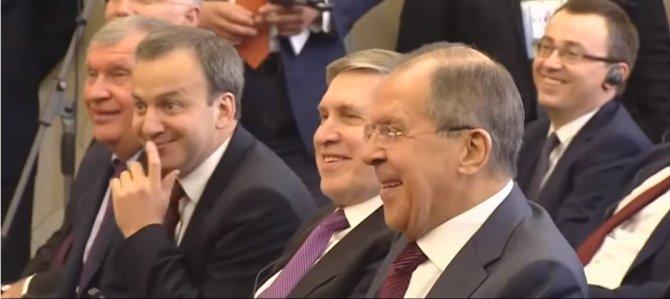 Владимир Путин «Придется объ…