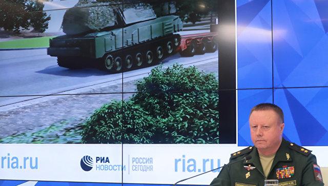 Виктор Баранец о брифинге Минобороны РФ по МН17: «Ядерный удар по лжи»